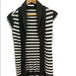 CHARLOTTE RUSSE Small Open Sweater Long Cardigan